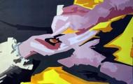 Abondance - Acrylique sur toile 064 x 100 - 2004