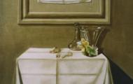 4 Années de Bonheur - huile sur toile 130 x 089 - 1999