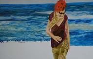 Eva - huile sur toile 097 x 130 2009