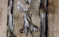 Athena - acrylique sur isorel - 092 x 073