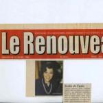 Le Renouveau Avril 1999