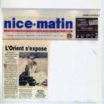Nice Matin Janvier 2003