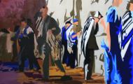 Lumière - huile sur toile 97 x 130 - 2008