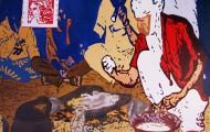 Le Chef - huile sur toile 089 x 116 - 2005