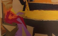 Laura - huile sur toile - 100x083 - 2013/2014